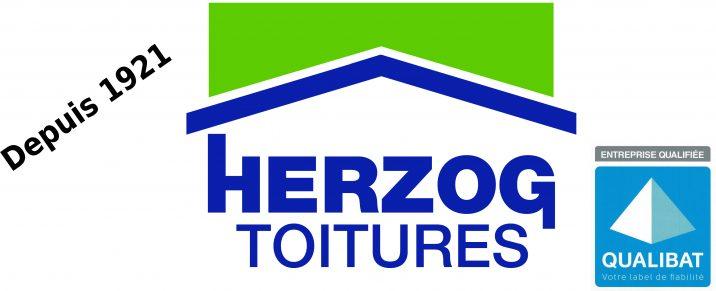 HERZOG Toitures, Mulhouse et son agglomération, Haut Rhin 68 Logo