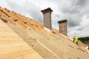 isolation toiture exterieure plafond charpente